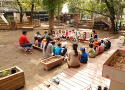 相愛幼稚園の子どもたちが遊びにきました!